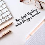 Tips Asyik Ngeblog Untuk Blogger Pemula