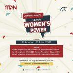 LOMBA MENULIS NOVEL 2020 Komunitas Ibu-ibu Doyan Nulis Bersama Penerbit Cerita Kata