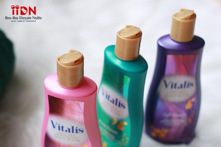 kemasan vitalis body wash