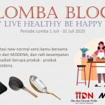 Live Healthy be Happy Blog Competition
