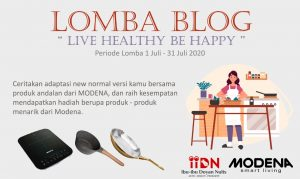 lomba blog ModenaxIIDN