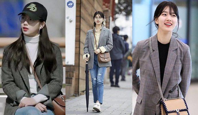inspirasi outfit korea