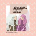 Kisah Sahabat Jauh di Mata Dekat Di Hati