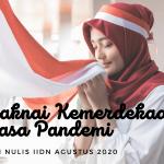 Semangat Memperingati Hari Kemerdekaan Indonesia, Ikuti Tantangan Nulis IIDN