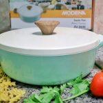 Menumis ala Chef dengan MODENA Cookware Reinmar ZU 2630 Saute Pan